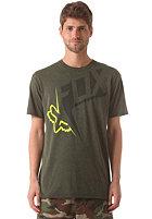 FOX Outcome S/S T-Shirt heather fatigue