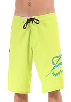 FOX Overhead Boardshort day glo green