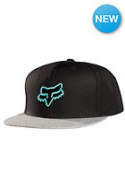 FOX Plodding Snapback Cap black
