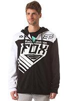 FOX Racer Hooded Zip Sweat black