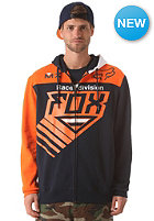 FOX Racer Hooded Zip Sweat navy