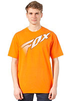FOX Redcard S/S T-Shirt day glo orange