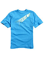 FOX Redcard S/S T-Shirt electric blue