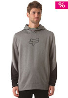 FOX Rotate Hooded Sweat heather graphite