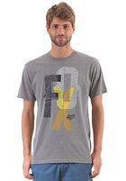 FOX Scrambler S/S T-Shirt heather graphite