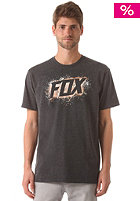 FOX Side Winder S/S T-Shirt heather black