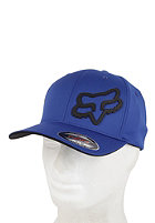 FOX Signature Flexfit Cap blue