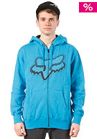 FOX Silent Partner Hooded Zip Sweat electric blue