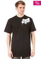 FOX Stenciled Head S/S T-Shirt black