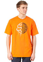 FOX Stereotic S/S T-Shirt day glo orange