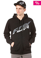 FOX Super Faster Hooded Zip Sweat black