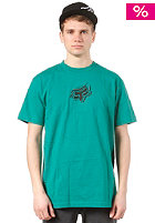 FOX Symmetric S/S T-Shirt emerald
