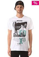 FOX Tage S/S T-Shirt optic white