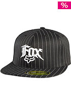 FOX The Steez 210 Fitted Cap black pinstripe