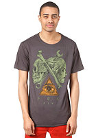 FOX Thempire FXDLX S/S T-Shirt carbon