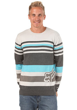 FOX Time Code Sweater blue