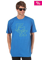 FOX Toggle S/S T-Shirt blue