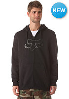 FOX Tract Hooded Zip Sweat black