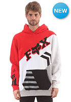 FOX Trax Hooded Fleece flame red
