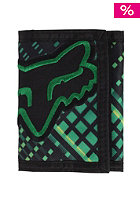 FOX Warped Velcro Wallet green