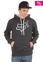 FOX What Remains Hooded Sweat heather black