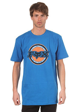 FOX Wheelbites S/S T-Shirt blue