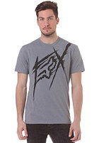 FOX Wildling S/S T-Shirt heather graphite