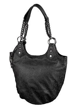 FOX Womens Master Class Hobo Bag black