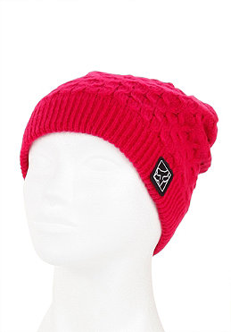 FOX Womens Techtronic Reversible Beanie scarlet