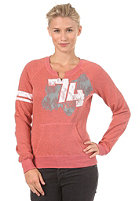 FOX Womens Tricks Sweatshirt orange crush