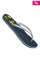 FREEWATERS Womens Tropicali Sandals silver/yellow