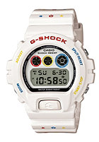 G-SHOCK DW-6900MT-7ER white