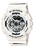 G-SHOCK DW-6900NB-1ER white