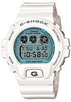 G-SHOCK DW-6900PL-7ER white