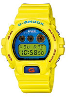 G-SHOCK DW-6900PL-9ER yellow