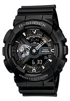 G-SHOCK GA-110-1BER black