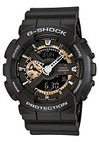 G-SHOCK GA-110RG-1AER black/rosegold