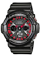 G-SHOCK GA-200SH-1AER black/red