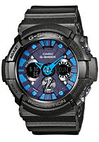 G-SHOCK GA-200SH-2AER black/blue