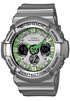 G-SHOCK GA-200SH-8AER silver