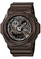 G-SHOCK GA-300A-5AER brown
