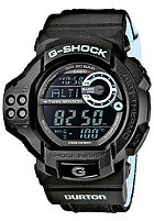 G-SHOCK GDF-100BTN-1ER schwarz-turquoise