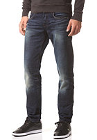 G-STAR 3301 Low Tapered Pant blicc denim - vintage dk aged