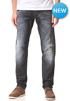 G-STAR 3301 Low Tapered Pant comfort delm denim - dk aged
