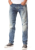 G-STAR 3301 Low Tapered Pant kinly denim - med aged destry