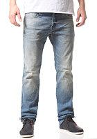G-STAR 3301 Straight - Cyclo Stretch Denim Pant lt aged