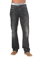 G-STAR 3301 Straight Pant force black denim dark aged