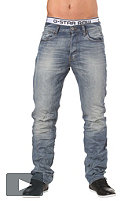 G-STAR 3301 Straight Pant memphis denim light aged t.p