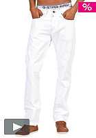G-STAR 3301 Straight Pant tricker white denim splend destroy