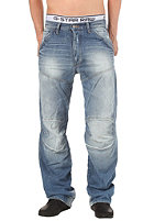 G-STAR 5620 3D Loose Pant Chrome Denim light aged